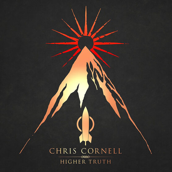 Chris Cornell - Higher Truth - 2 LP Vinyl