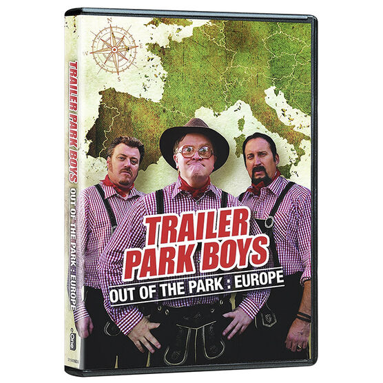 Trailer Park Boys: Out of the Park: Europe - DVD