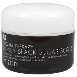 Mizon Honey Black Sugar Scrub - 90g