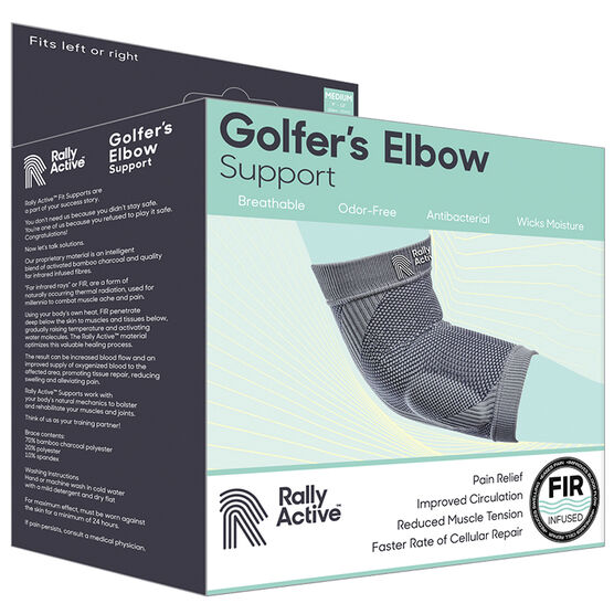 Rally Active Golfer's Elbow Support - Medium