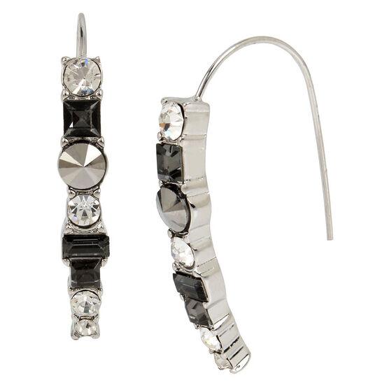 Kenneth Cole Linear Earrings - Multi