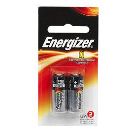 Energizer E90 standard battery - N - alkaline x 2