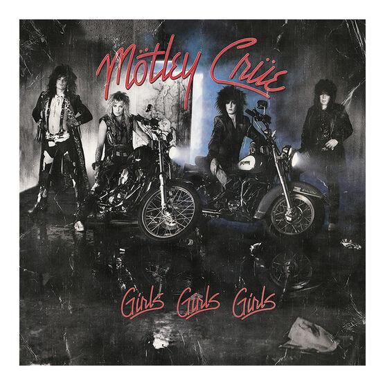 Motley Crue - Girls Girls Girls - Vinyl