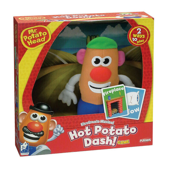 Hot Potato Dash Game