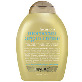 OGX Moroccan Argan Creme Shampoo - 385ml