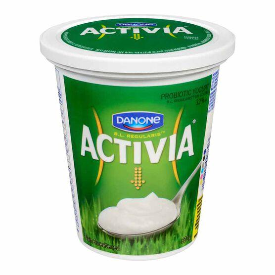 Danone Activia Yogurt - Plain-650g