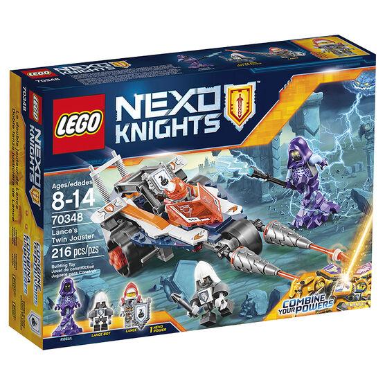 Lego Nexo Knights Lance's Twin Jouster - 70348