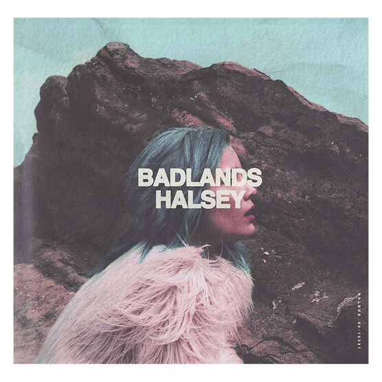 Halsey - Badlands - CD