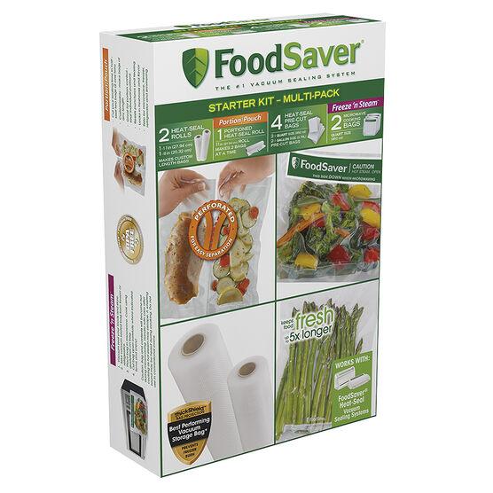 FoodSaver Starter Kit - FSFBBF0940-33