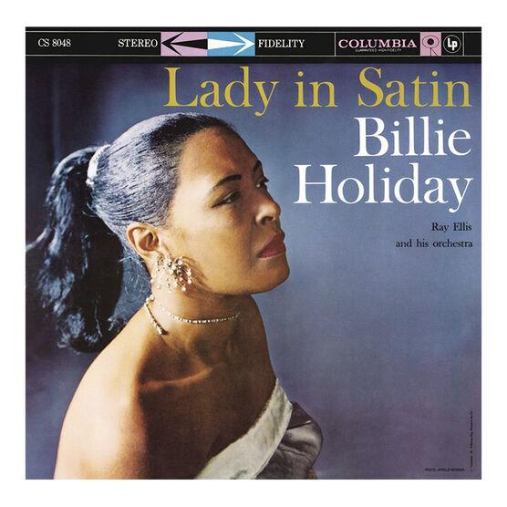 Billie Holiday - Lady in Satin - 180g Vinyl