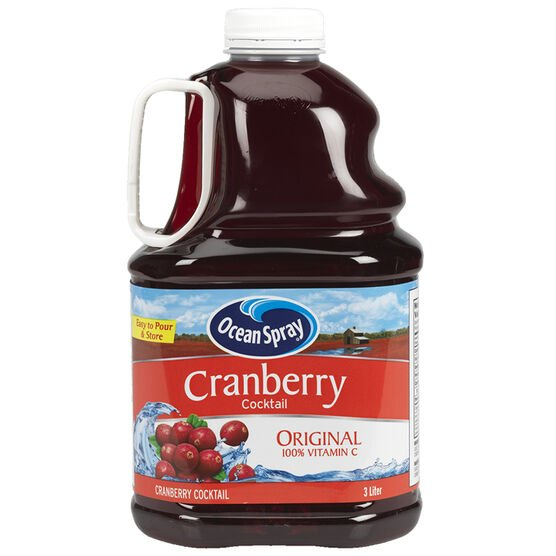 Ocean Spray - Cranberry Cocktail - 3L