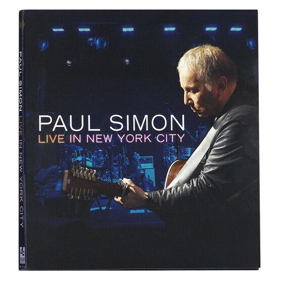 Paul Simon - Live in New York City - CD