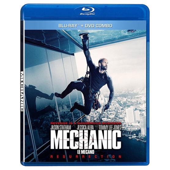 Mechanic: Resurrection - Blu-ray