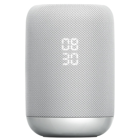 Sony Voice-Controlled Smart Speaker with Google Assistant - White - LFS50G/WCA