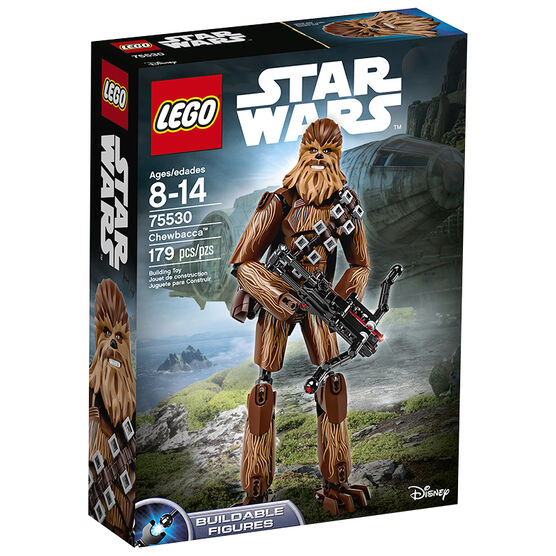 Lego Star Wars Constraction - Chewbacca