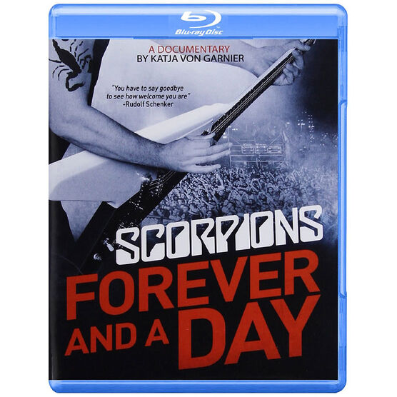 Scorpions - Forever And A Day - Blu-ray