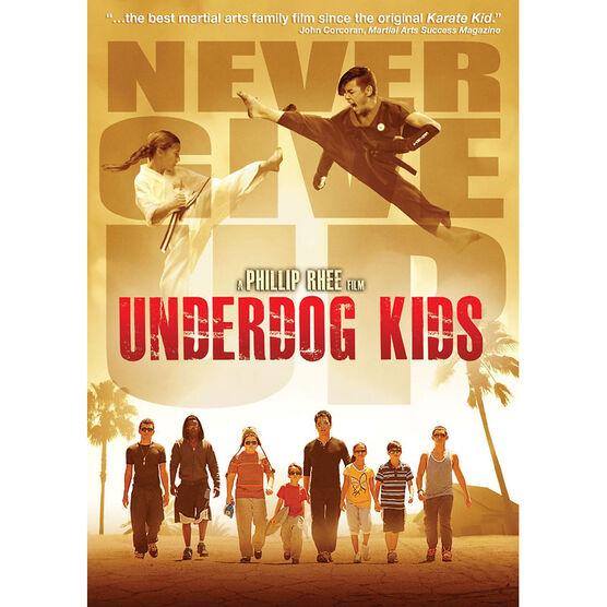 Underdog Kids - DVD