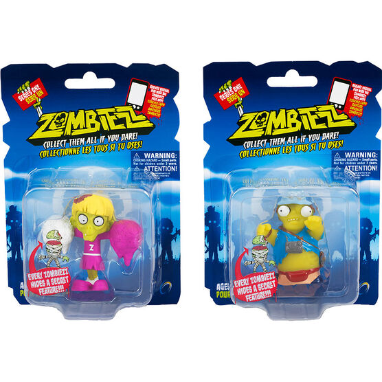 Zombiezz Figure - Assorted