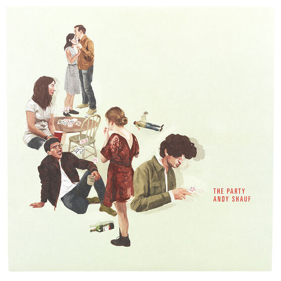 Andy Shauf - The Party - Vinyl