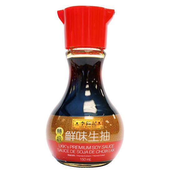 Lee Kum Kee's Premium Soy Sauce - 150ml