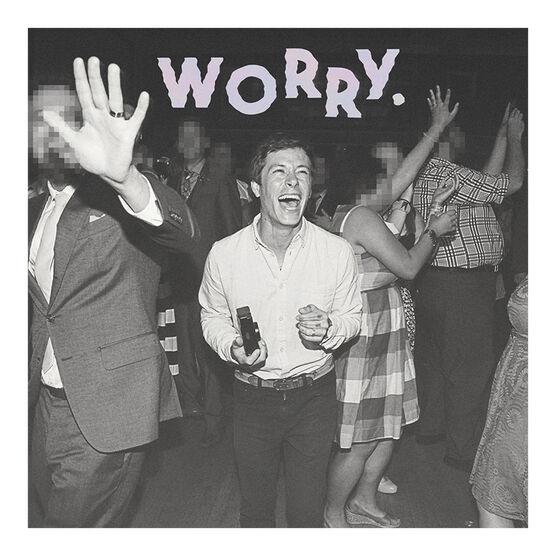 Jeff Rosenstock - Worry - Vinyl