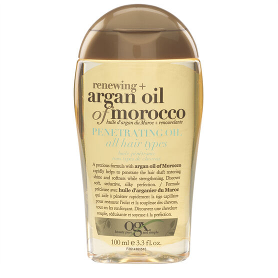 OGX Renewing Moroccan Argan Oil Penetrating Oil - 100ml