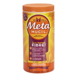 Metamucil Smooth Texture - Orange - 72 Doses