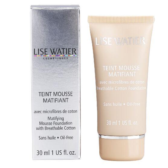 Lise Watier Teint Mousse Matifiant Foundation