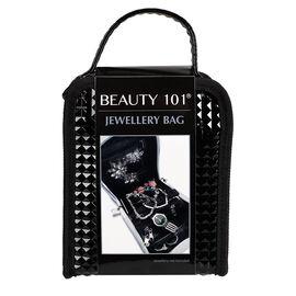 Beauty 101 Jewelry Travel Bag - Black