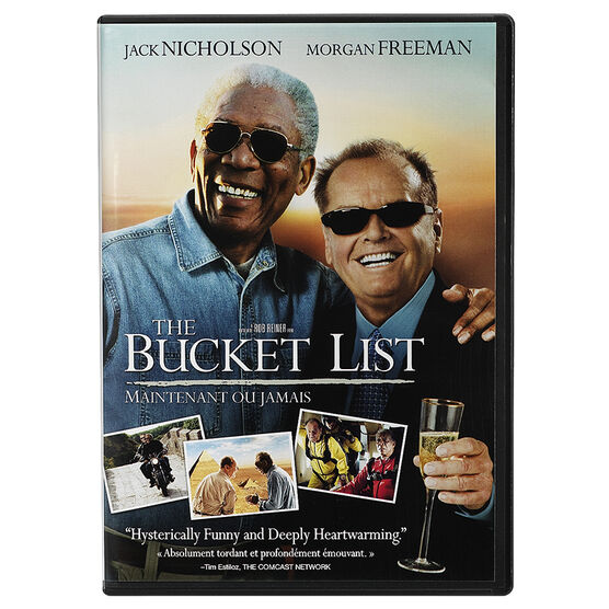 The Bucket List - DVD