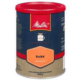Melitta Roast & Ground Coffee - Estate Dark Roast -  300g