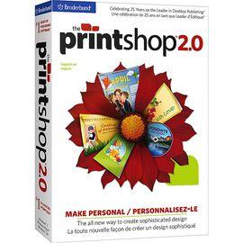 Encore Print Shop 2.0 - Bilingual