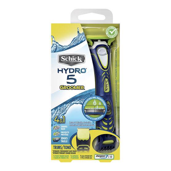 Schick Hydro 5 Groomer