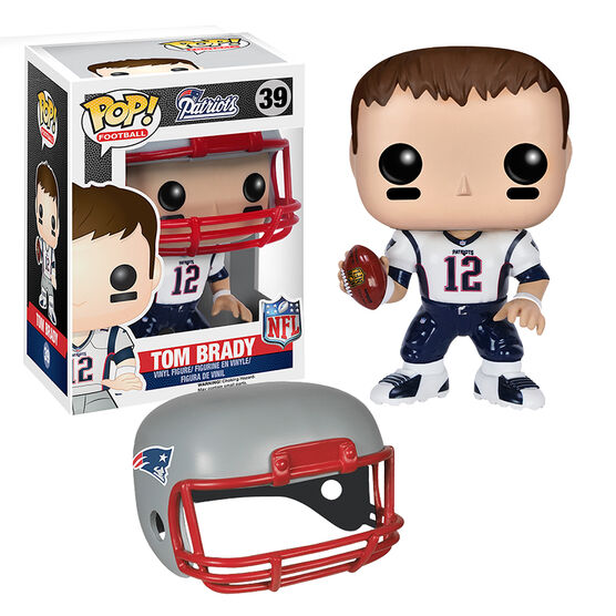 Pop: NFL - Tom Brady Vinyl Figure