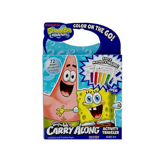 Carry Along Activity Traveler - Spongebob