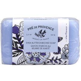 Pre De Provence Shea Butter Enriched Soap - Star Flower - 150g