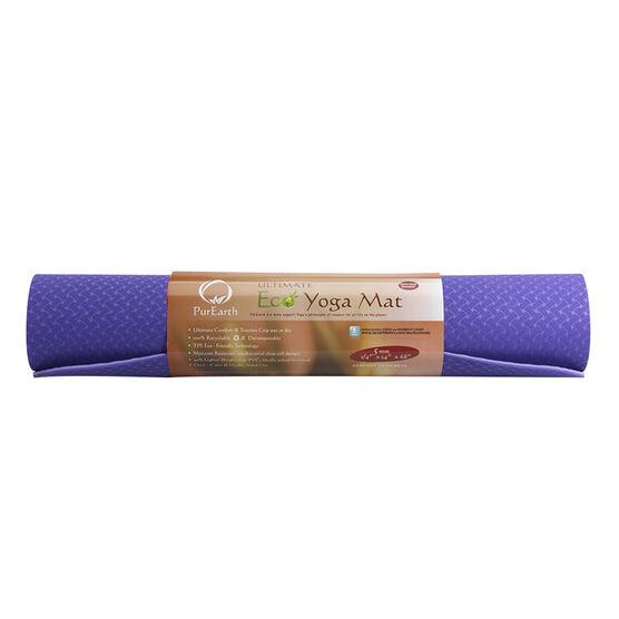 PurEarth TPE Mat - Lavender