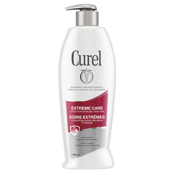 Curel Extreme Care Lotion - 480ml