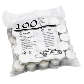 London Drugs Tea Light Candle - 100's