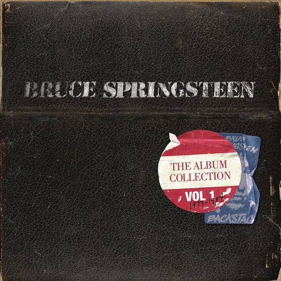 Bruce Springsteen - The Album Collection Vol. 1: 1973-1984 - 8 CD