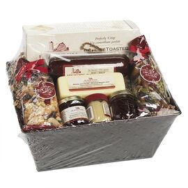Hickory Farms Holiday Gift Basket