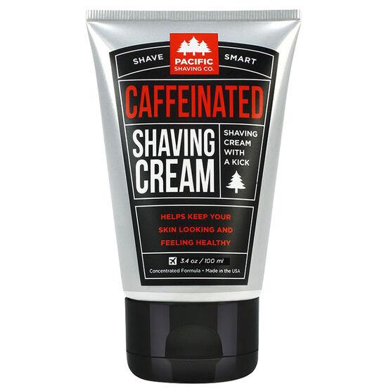 Pacific Shaving Company Caffeinated Shaving Cream - 100ml