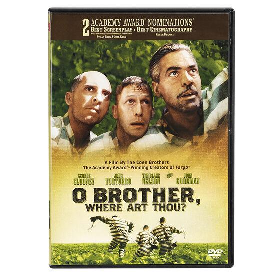 O Brother, Where Art Thou? - DVD