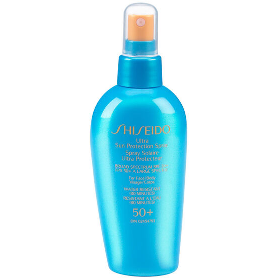 Shiseido Ultra Sun Protection Spray SPF 50 - 150ml