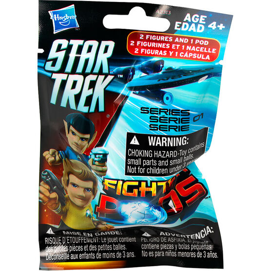 Kre-O Star Trek Series 1 Fighter Pods Blind Bag - Assorted