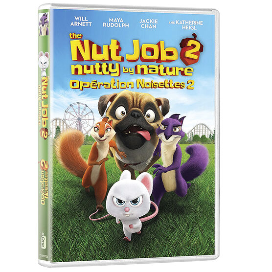 The Nut Job 2: Nutty by Nature - DVD