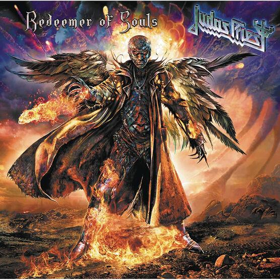 Judas Priest - Redeemer Of Souls - CD