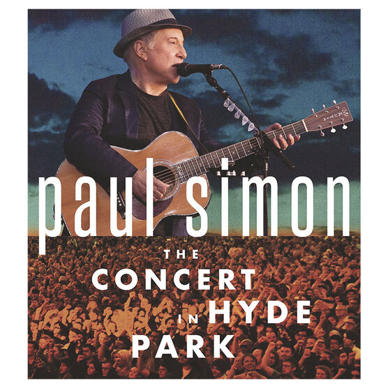 Paul Simon: The Concert in Hyde Park - 2 CD + DVD
