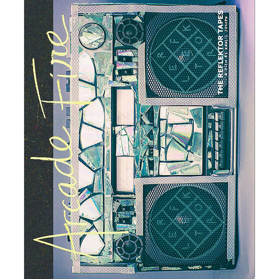 Arcade Fire - The Reflektor Tapes - Blu-ray