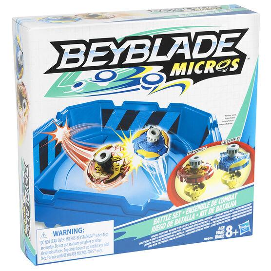 Beyblade Micros Battle Set
